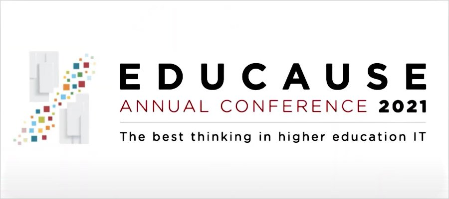 EDUCAUSE 2021 Logo