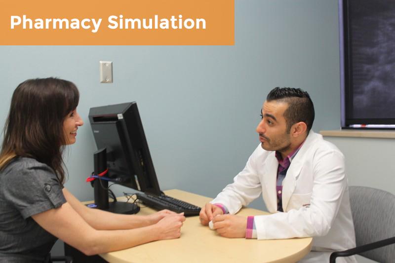 Pharmacy Simulation Case Study
