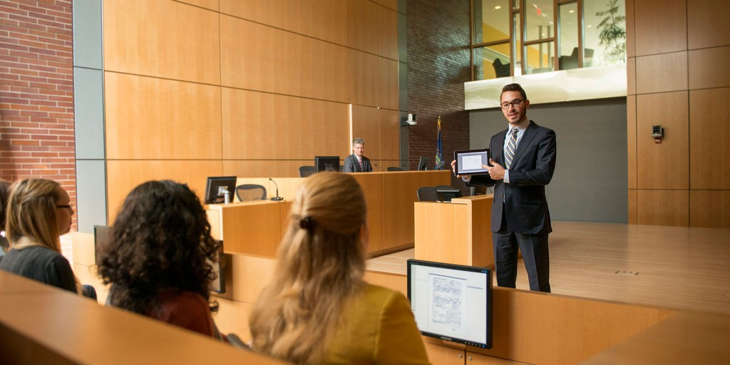 Video Recording for Courtrooms