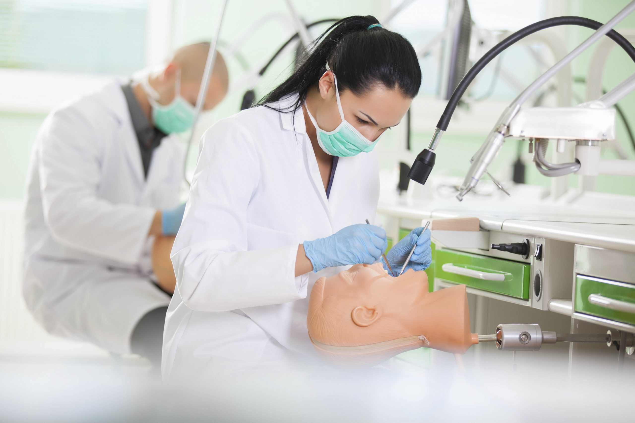 Video System for Dental Education